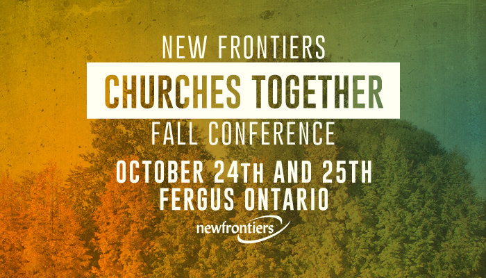 Newfrontiers Canada Fall Conference 2014